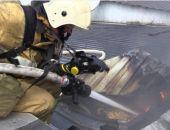 В столице Крыма три отделения МЧС тушили пожар в ресторане «Фабрикант» (фото)