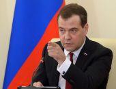 Премьер-министр РФ Медведев недоволен инфраструктурой Крыма