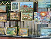 В Феодосии открылась выставка «Город художников»