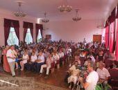 В Феодосии прошло торжественное собрание ко Дню города (видео)