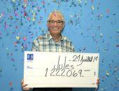 Канадcкий пенсионер второй раз выиграл миллион долларов в лотерею
