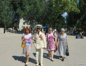 В Феодосии празднуют День ВМФ