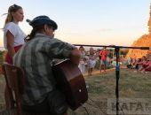 На башне Джиованни ди Скаффа завершился фестиваль авторской песни «День города Феодосия»