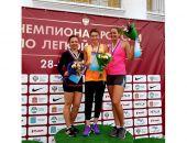 Крымчанка Вера Ребрик снова стала чемпионкой России по метанию копья