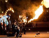 Фестиваль огненных театров пройдет в Коктебеле