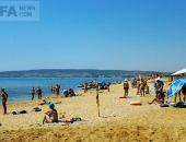 В Феодосии туристов больше, чем в прошлом году