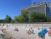 В Феодосии пляж «Ай-Петри» снова открыт для посещения