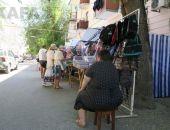 В Феодосии открылся школьный базар