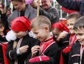 В Евпатории проходит крымский этап всероссийских спортивных мероприятий «Казачий сполох»