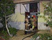 В Севастополе на пожаре в многоэтажке спасены трое детей и трое взрослых (фото)
