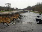В Крыму ремонт разрушенного оползнем участка трассы Симферополь – Севастополь завершат 10 августа