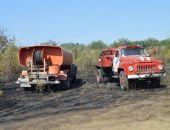В Крыму едва не случился масштабный лесной пожар в Севастополе