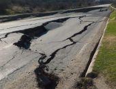Разрушенный оползнем участок трассы на Севастополь откроют не раньше 15 августа