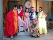 Театр «Парадокс» приглашает жителей и гостей Феодосии на «Античные истории»
