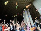 В селе Насыпное пройдёт фестиваль бумажных самолётиков