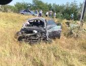 В Крыму сегодня в жутком ДТП погибли женщина и ребенок (фото)
