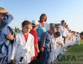 В Феодосии отметили День физкультурника (видео):фоторепортаж