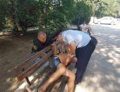 В Феодосии дебошир устроил «цирк» в поликлинике (видео)