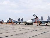 Три самолёта Су-30СМ сегодня переброшены из Крыма на базу в Подмосковье