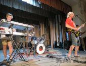 В феодосийском доме культуры дали концерт MISBEHAVE и другие рокеры (видео)