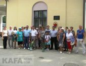 Немцы Феодосии почтили память жертв депортации