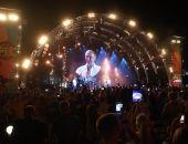 Путин неожиданно посетил фестиваль джаза в Коктебеле