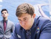 Крымчанин Сергей Карякин занял второе место на шахматном турнире в Сент-Луисе