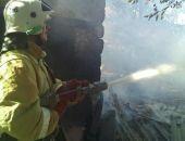 В Кировском районе потушили пожар в жилом доме (фото)