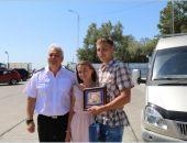 Керченская паромная переправа перевезла в этом году уже более 4 млн. пассажиров