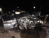 В Крыму на трассе Джанкой – Симферополь при столкновении двух легковых авто пострадали 7 человек (фото)