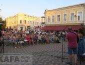 В Феодосии прошел фестиваль «Встречи в Зурбагане» (видео)