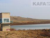 В Феодосийское водохранилище начнут закачивать воду