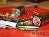 В Феодосии в клубе «Штрихкот» на улице Коробкова принимают батарейки