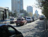 Выезд из столицы Крыма в сторону Феодосии разгрузят от автомобильных заторов