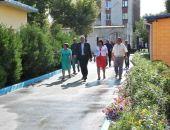 Глава Крыма Аксёнов побывал в восстановленном сельском детсаде в Симферопольском районе