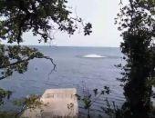 В Крыму в море у побережья в Ялте произошел взрыв (видео)