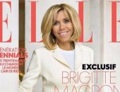 Журнал Elle с Брижит Макрон на обложке побил десятилетний рекорд продаж