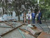 Глава Крыма Аксёнов пообещал главе администрации Симферополя Бахареву выговор