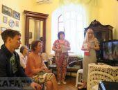 В Феодосии прошел вечер памяти Николая Гумилева (видео)