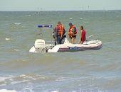 В Крыму «матрасника» унесло на полкилометра от берега, его спасли сотрудники МЧС