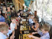 В Феодосии прошел командный шахматный турнир ко Дню знаний