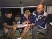 В Крыму двое туристов не смогли самостоятельно спуститься с горы Сокол в Судаке