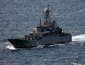 Большой десантный корабль «Азов» пройдёт под аркой Крымского моста