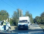 Полиция ищет водителя ГАЗели, который вчера в Береговом сбил пешехода (видео)