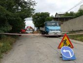 В Феодосии из-за дорожных работ частично перекрыта улица Пономаревой