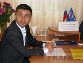 Депутат Госдумы Р. Бальбек провел в Феодосии прием граждан