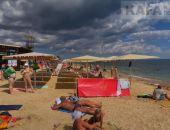 Черноморская набережная в бархатный сезон