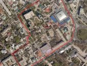 В столице Крыма территорию близ Куйбышевского рынка «зачистят» и благоустроят