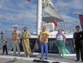 В Феодосию сегодня прибывает Морской крестный ход