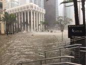 """Ураган """"Ирма"""" обрушился на США, Майами затопило водой (видео)"""